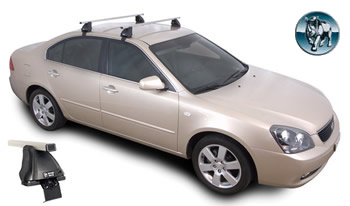 Kia Magentis roof racks