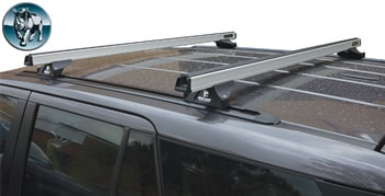 Heavy duty roof rack Range Rover Sport