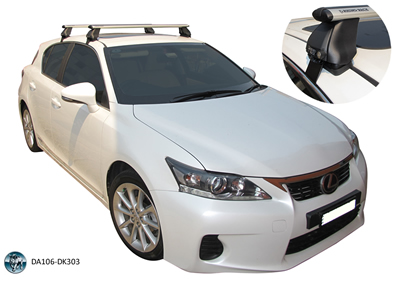 Lexus CT200 Roof racks