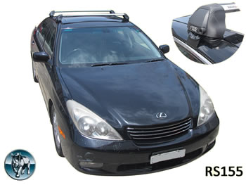 Lexus ES300 roof racks