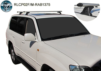 Lexus LX470 roof racks
