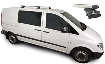 Mercedes Vito Roof racks