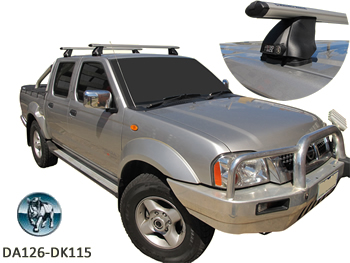Navara D22 roof racks
