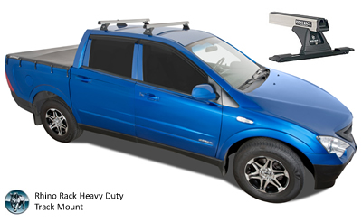 Ssangyong Actyon roof rack