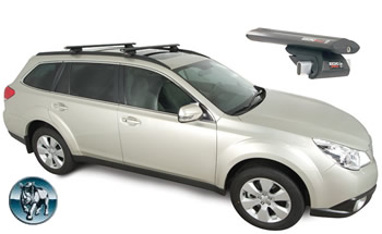 Roof racks SUbaru Outback wagon