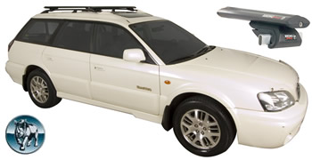 Subaru Outback roof racks
