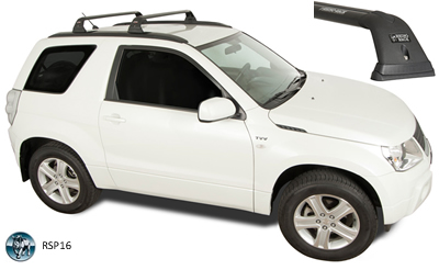Suzuki Grand Vitara roof racks Rhino