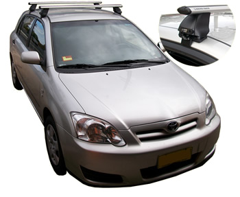 Toyota Corolla roof racks