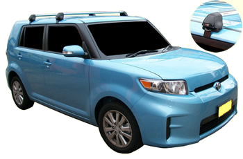Toyota Rukus roof racks