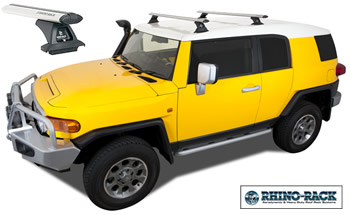 FJ Cruiser roof racks