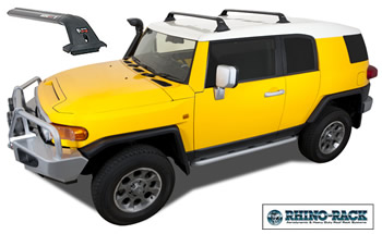 Rhino Roof Rack Toyota FJ Cruiser