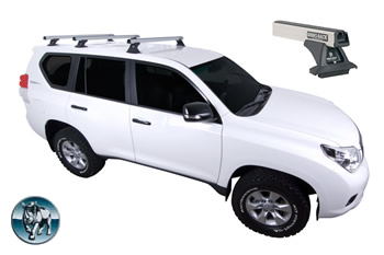 Toyota Prado roof racks