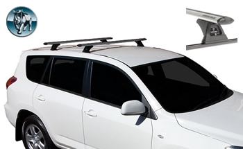 Toyota RAV4 roof racks