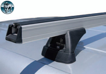 VW Caddy heavy duty roof rack