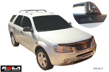Thule roof racks Ford Territory