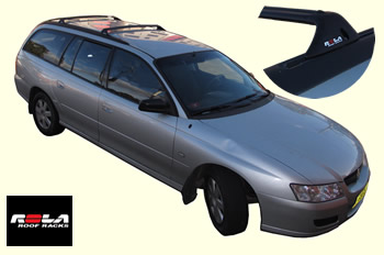 Heavy duty roof racks holden commodore