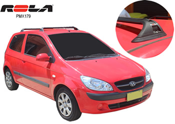 Hyundai Getz roof racks