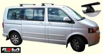 VW Transporter roof racks