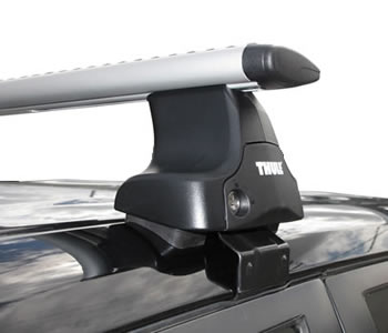 Thule 754 roof rack