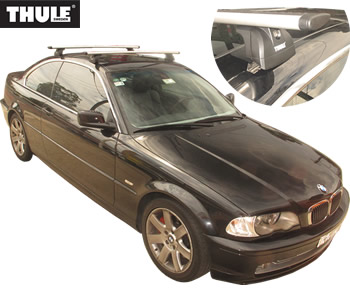 Thule Roof Racks BMW 3-series coupe