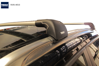 - Thule WingBar Edge