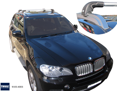 Roof racks BMW X5 Thule