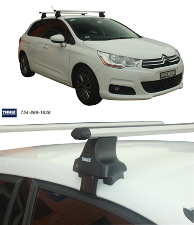 Thule Roof Racks Citroen C4