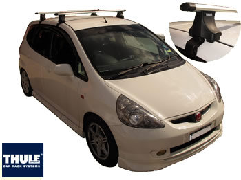 Thule Roof Racks Honda Jazz