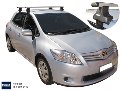 Thule Roof Racks Toyota Corolla roof racks