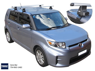 Link to Toyota Rukus roof rack image