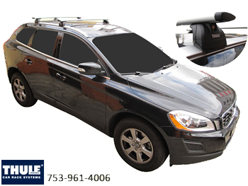 Thule roof racks Volvo XC60