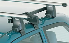 Thule Roof rack Short roof line adapter