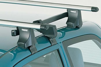 Thule shirt roof line adapter