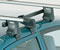 Thule short roof line roof rack 777