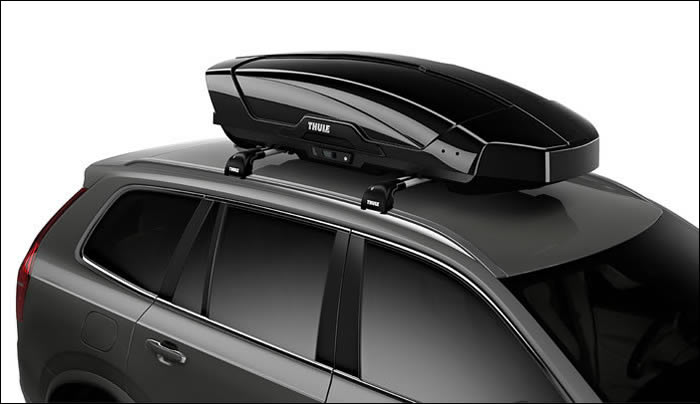 Thule Motion luggage box