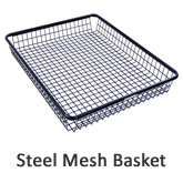 Link to mesh baskets